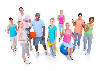 Träningskläder för inomhusträning